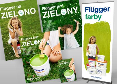 flugger-zielony